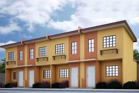 lumina homes arya townhouse
