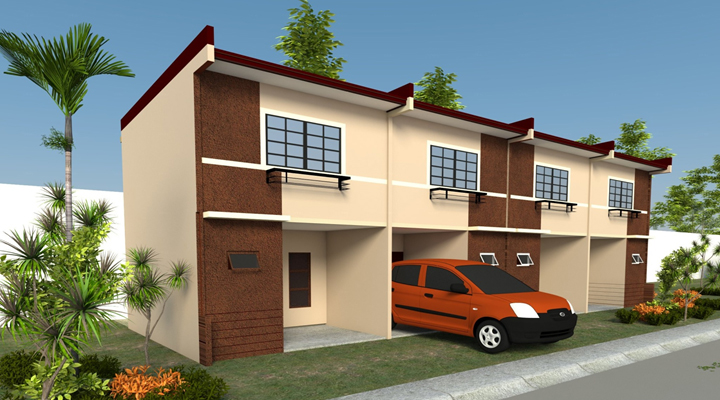 lumina homes adriana townhouse