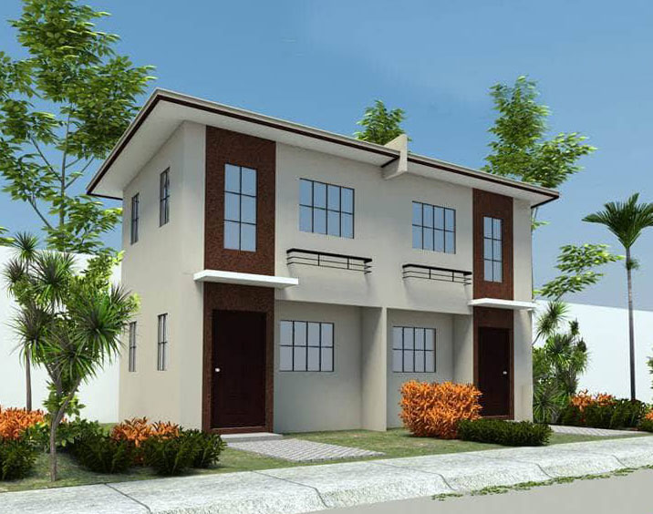 lumina homes angelique duplex house and lot